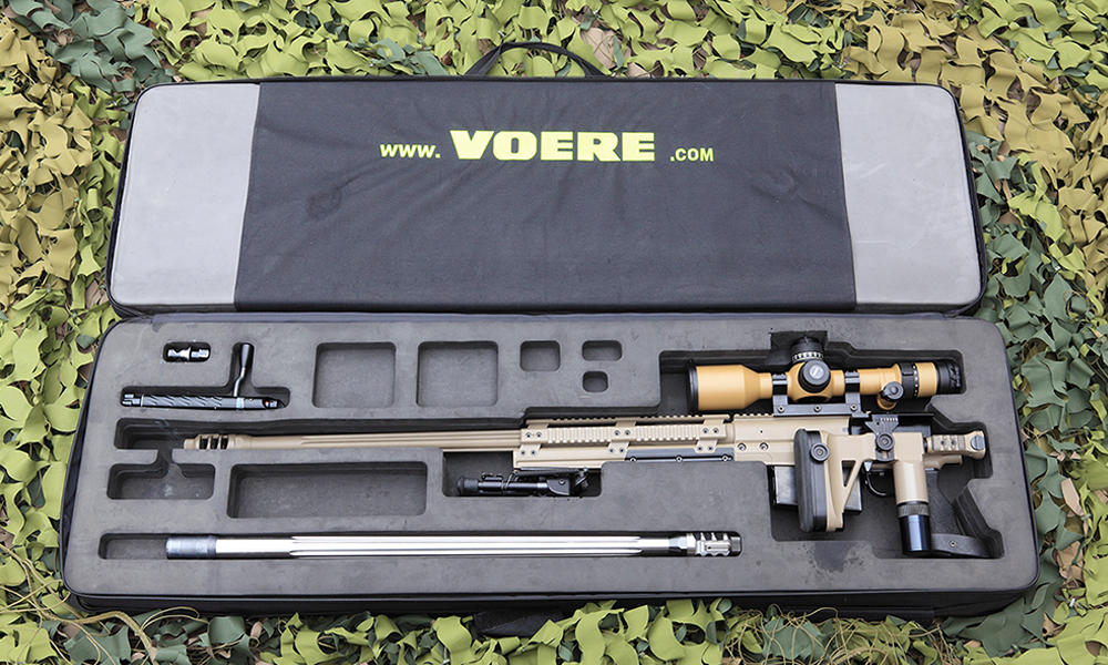 VOERE rifle case